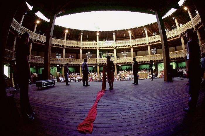 Riduzione biglietti per il Globe Theatre